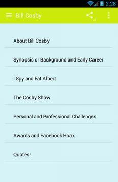 Bill Cosby screenshot 1