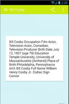 Bill Cosby screenshot 3