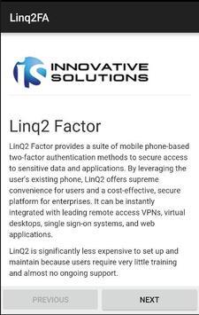 Nadec - LinQ2FA poster