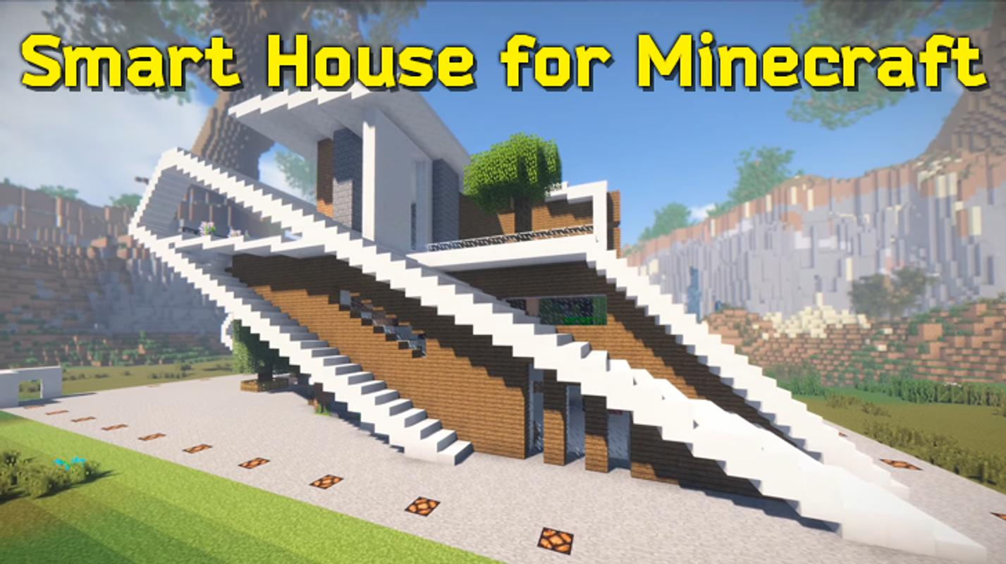 Minecraft Big Redstone House Map Download - Omong b