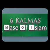 6 Kalmas (Base of Islam) icon