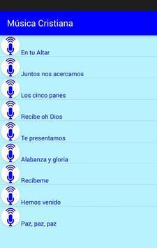 40 Canciones Católicas - Cantos y Música Cristiana screenshot 2