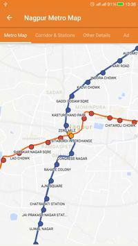 Nagpur Metro poster