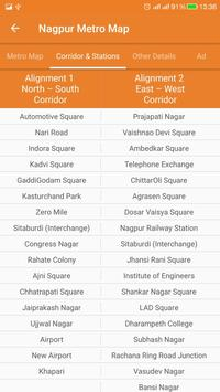 Nagpur Metro screenshot 2