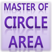 Master of Circle Area icon
