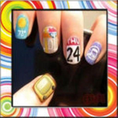 Easy Nail Art Designs icon