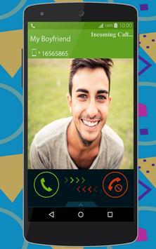 Fake Phone Call ID Pro screenshot 3