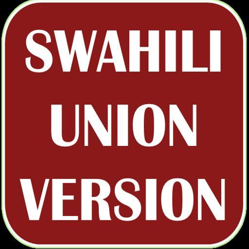 Swahili Union Version Bibilia For Android Apk Download