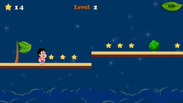 Steven World apk screenshot