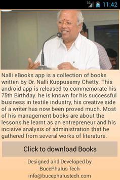 NalliBooks apk screenshot