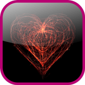 Mystical Heart Live Wallpaper icon