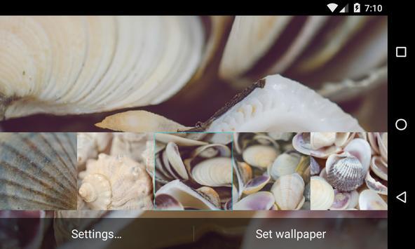 Sea Theme Live Wallpaper screenshot 4