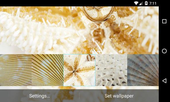 Sea Theme Live Wallpaper apk screenshot