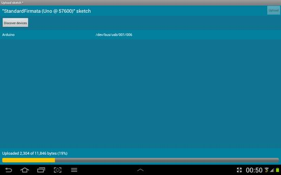 ArduinoCommander screenshot 7