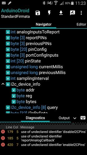 ArduinoDroid - Arduino IDE APK 4 5 2 Download for Android