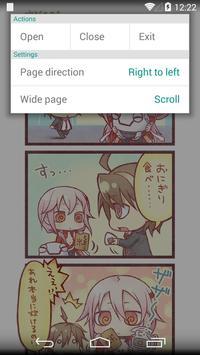 Isral's Manga Reader poster