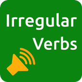 English Irregular Verbs +Speak icon