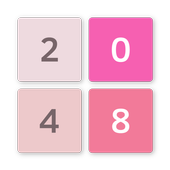 Pinky 2048 icon