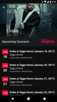 Spoticon - Concert for Spotify apk screenshot