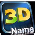3D Name Art - 3D Title Maker