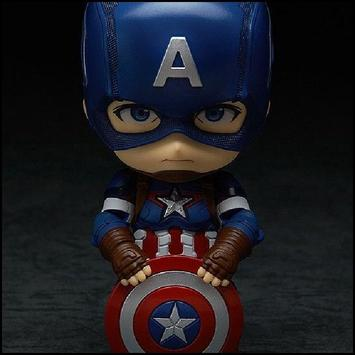 New Captain America Wallpaper poster