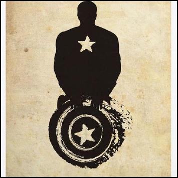 New Captain America Wallpaper screenshot 2
