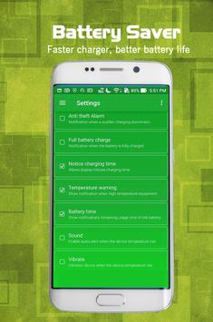 Power Saver - Phone Cooler apk screenshot