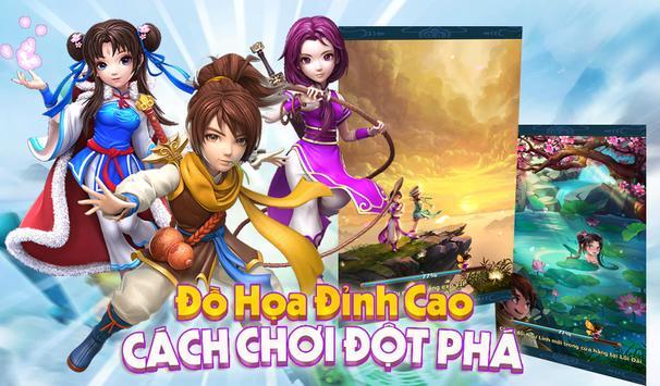 Mong Kiem 3D - Vo Lam Chi Mong poster