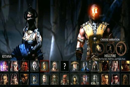 Free Mortal Kombat X Tips apk screenshot