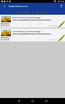 Aperitivi&Cene Ancona e Pesaro apk screenshot