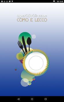 Aperitivi & Cene Como e Lecco poster