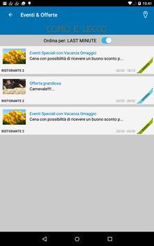 Aperitivi & Cene Como e Lecco screenshot 2