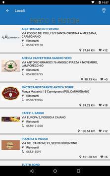 Aperitivi & Cene Prato Pistoia screenshot 2