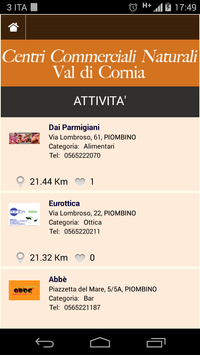 CCN - Val di Cornia screenshot 2