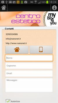 MyBiz4You Centri Estetici apk screenshot