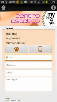 MyBiz4You Centri Estetici screenshot 2