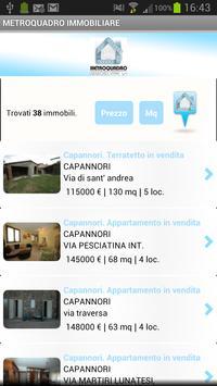 METROQUADRO IMMOBILIARE apk screenshot