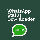 whatsapp Status Downloader and gallery icon