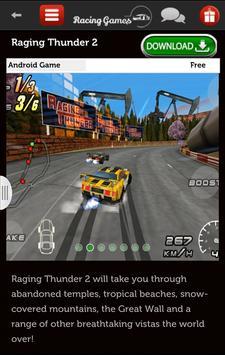 Racing Games screenshot 4