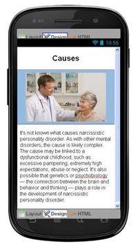 Narcissistic Personality for Android - APK Download