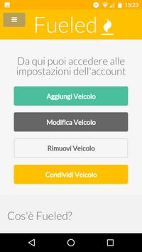 Fueled - Consumo carburante screenshot 5