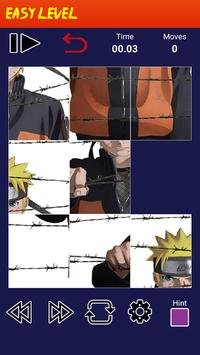Puzzle Naruto screenshot 3