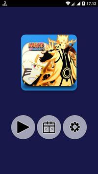 Puzzle Naruto screenshot 1