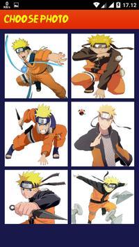 Puzzle Naruto screenshot 2