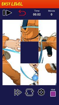 Puzzle Naruto screenshot 4