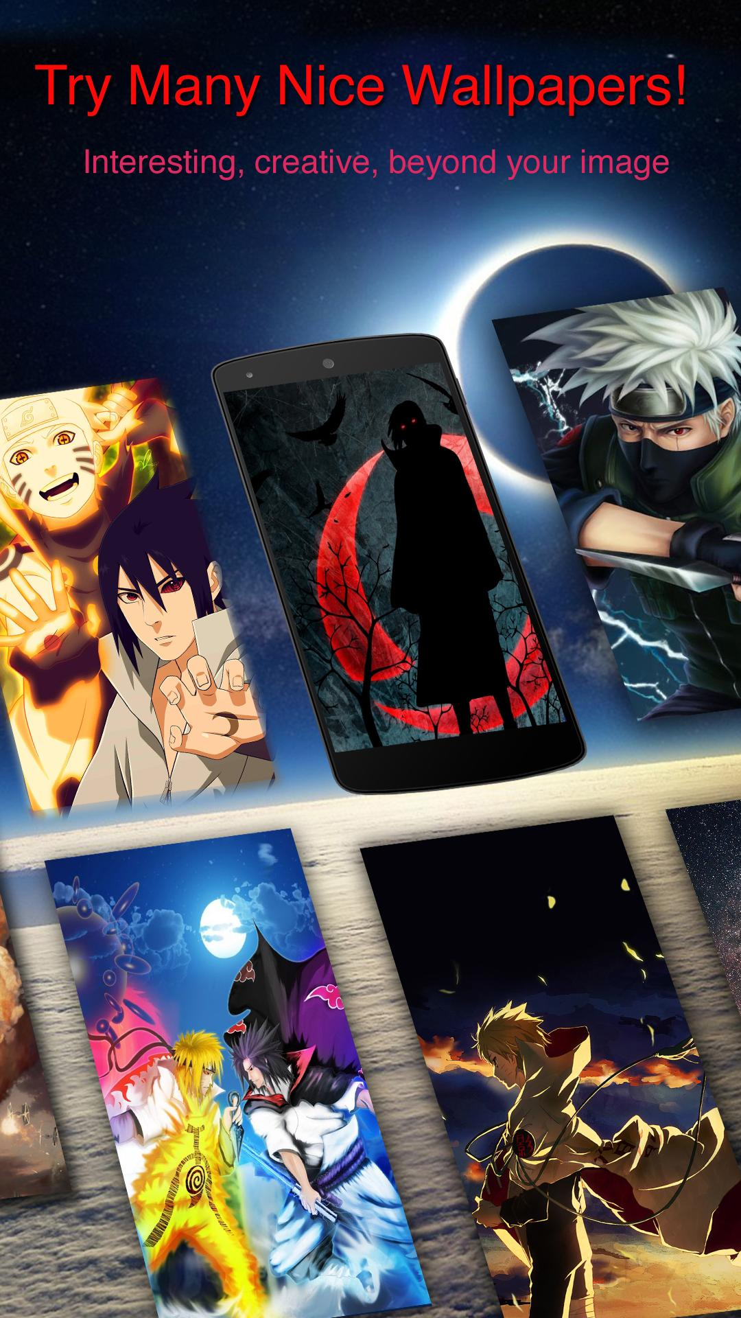 Terbaik Naruto Wallpapers HD For Android APK Download