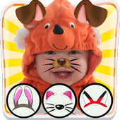 Baby Photo Booth icon
