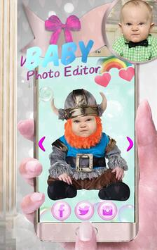 Baby Photo Booth apk screenshot