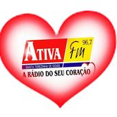 Ativa FM 96,7 icon