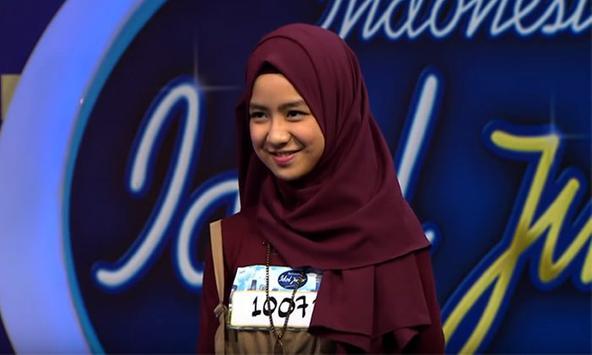 Nashwa Zahira Indonesia Idol Video Lengkap poster